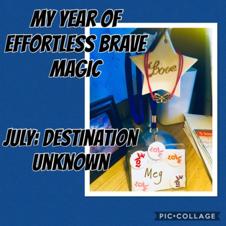 My Plan for a Year of Effortless Brave Magic: No Turning Back Now!