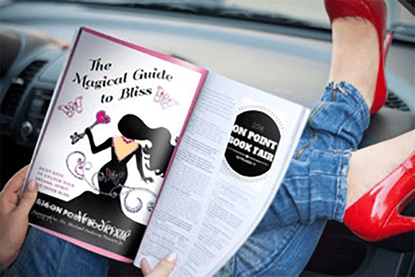 Upcoming Event – On Point Book Fair – The Magical Guide to Bliss
