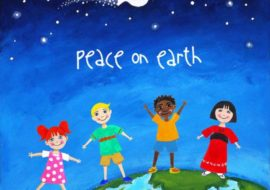 Let there be peace on Earth!