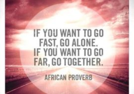 Go for it, find your team and SHINE!!!