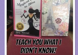 Teach You What I Didn't Know: 5 Tips to Get You Writing