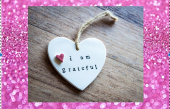 I Am Grateful for Awareness!