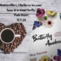 IT'S HERE!!!!  DEBUT OF BUTTERFLY AWAKENS VIDEO BOOK TRAILER-Friday, August 13, 2021